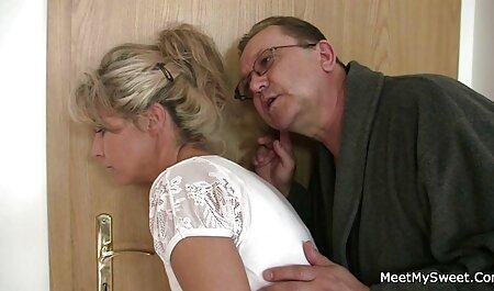 بزرگ Couobed, جولیا ان بهترین موی چتری سخت دیک خوش شانس! فیلم سکسی متحرک