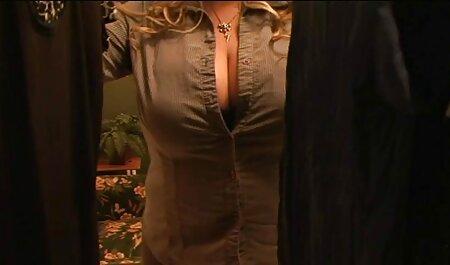 لاغر, Angelena بازی می کند با یک مسواک اینستاگرام سکس زن با زن